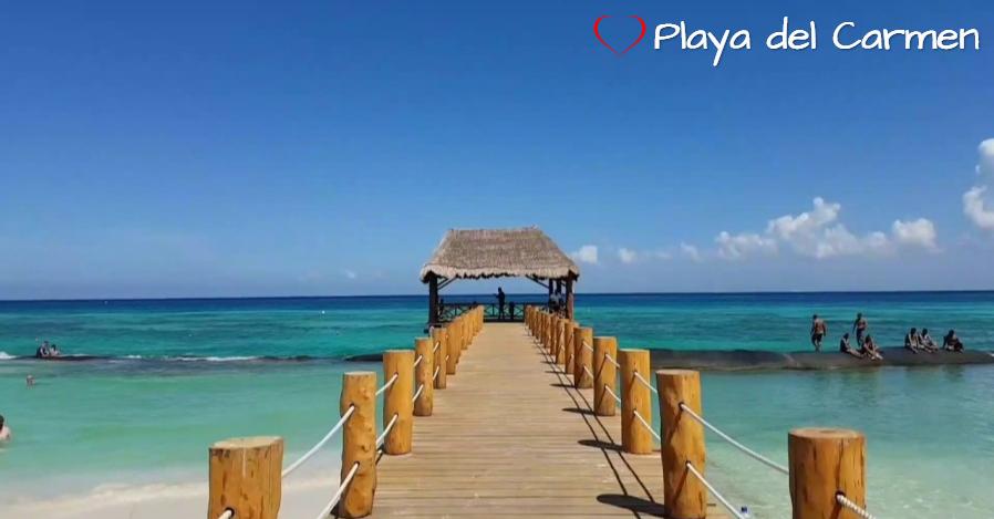 Playa Xcalacoco. Conoce este hermoso lugar