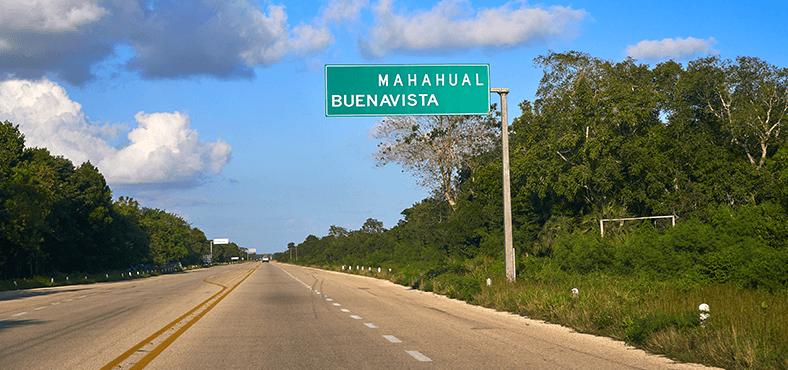 Como llegar a Mahahual desde cualquier destino