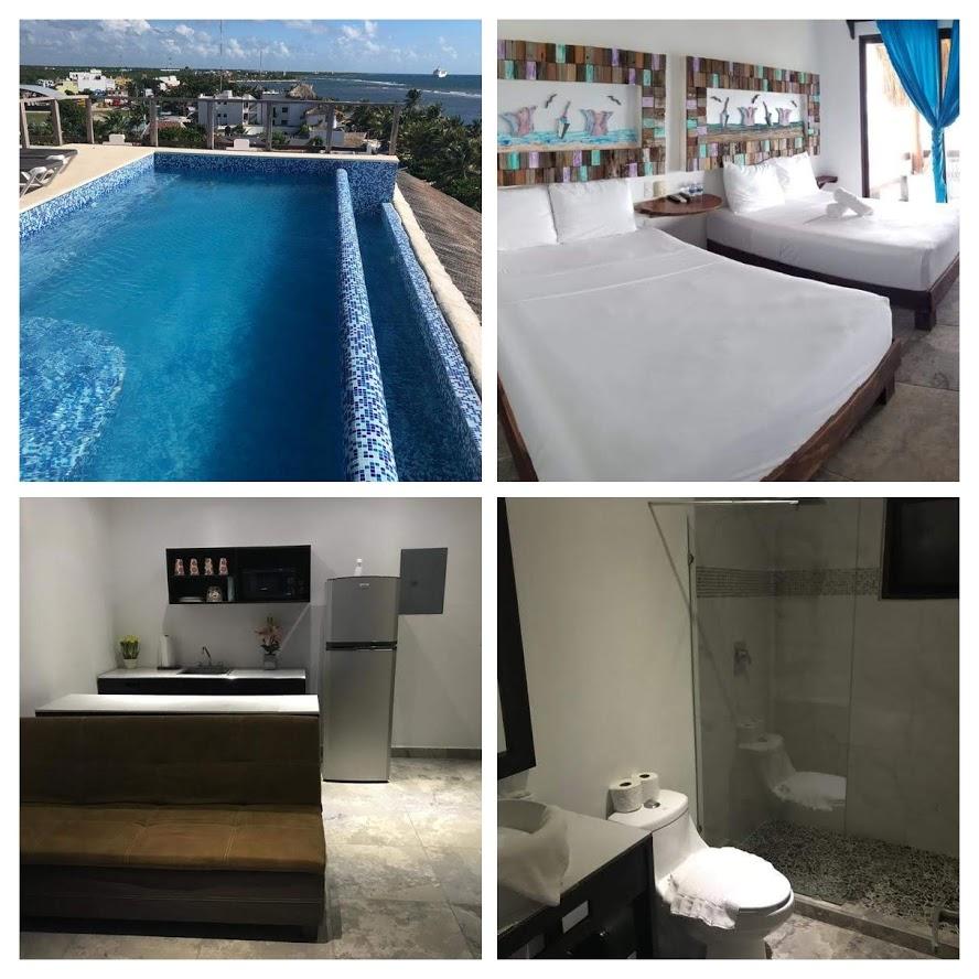 Hotel Blue Reef Costa Maya