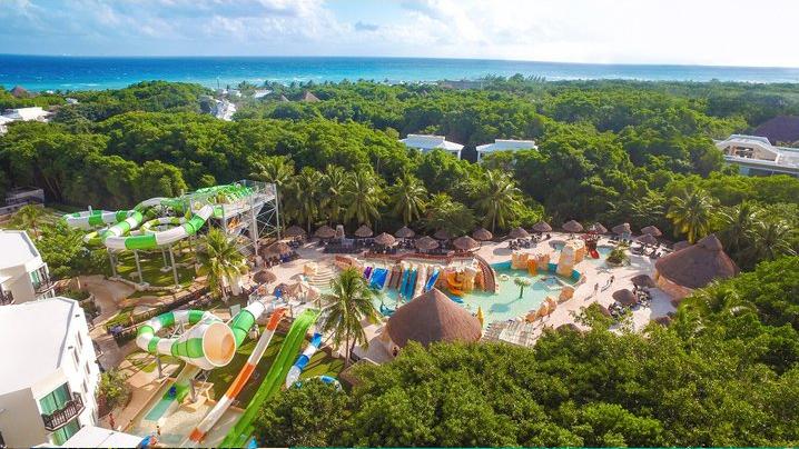 Sandos Caracol Eco Resort en Playa del Carmen